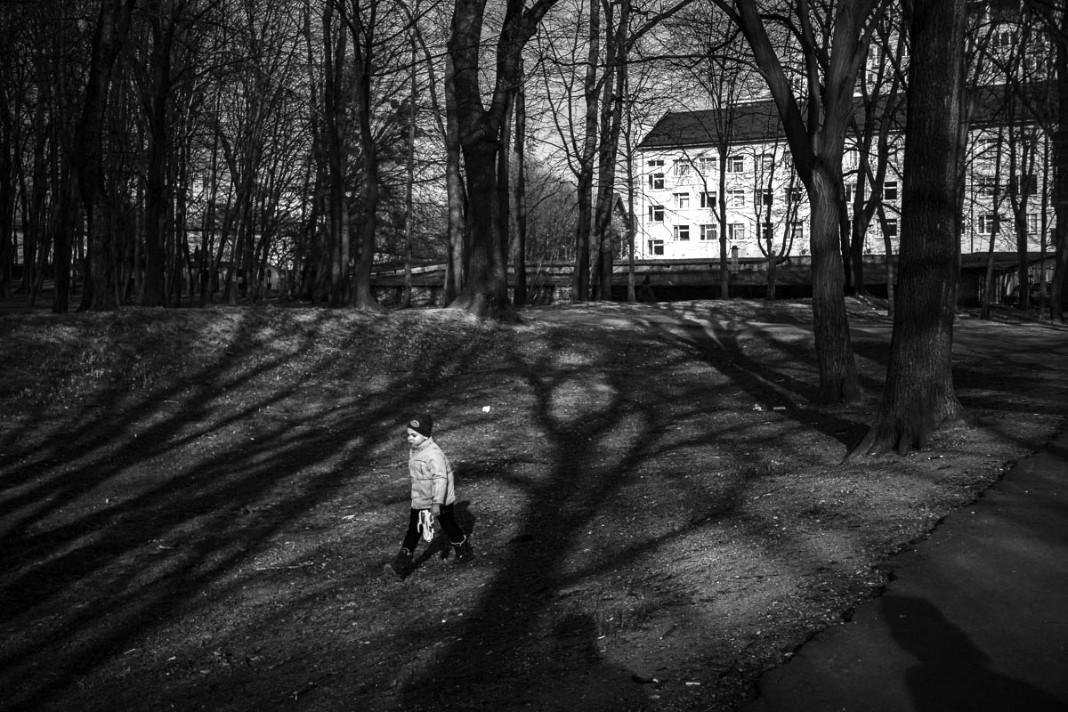 Улица Лейтенанта Яналова, Калининград © Александр Пожидаев для PREGEL.INFO