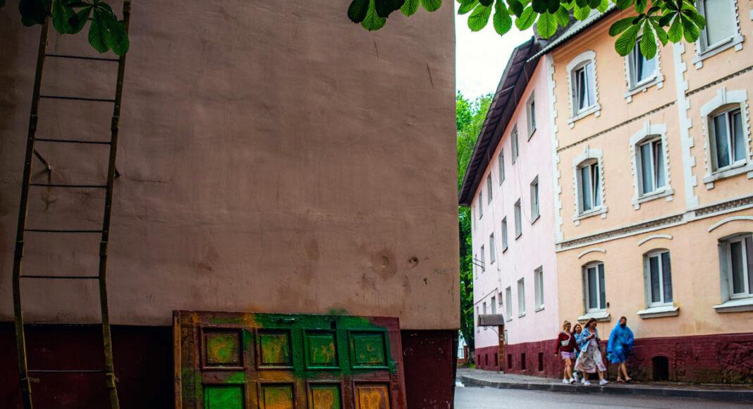 Улица Адмирала Головко, Балтийск © Александр Пожидаев для PREGEL.INFO
