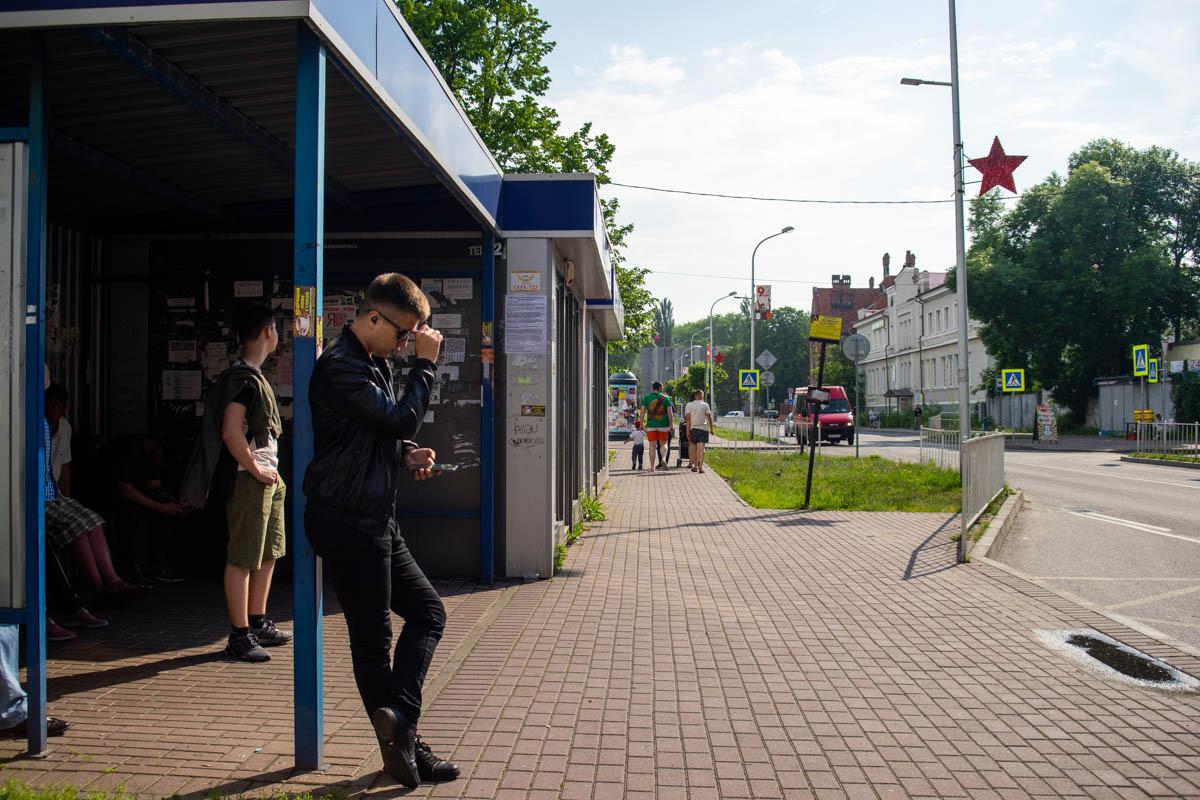 Проспект Ленина, Балтийск © Александр Пожидаев для PREGEL.INFO