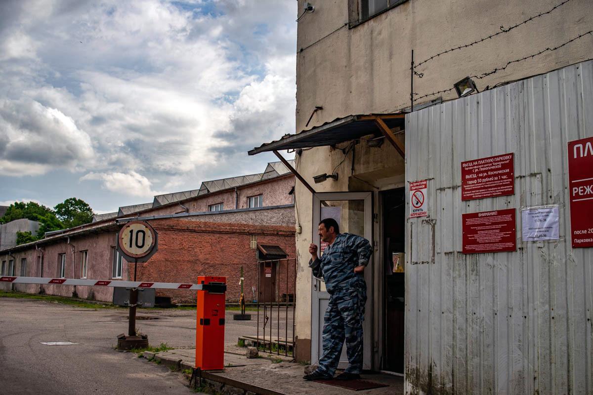 Улица Космическая, Калининград © Александр Пожидаев для PREGEL.INFO