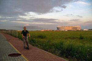 Остров Октябрьский, Калининград © Александр Пожидаев @ Калининград | Калининградская область | Россия