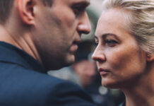 На фото Юлия и Алексей Навальные PREGEL.INFO