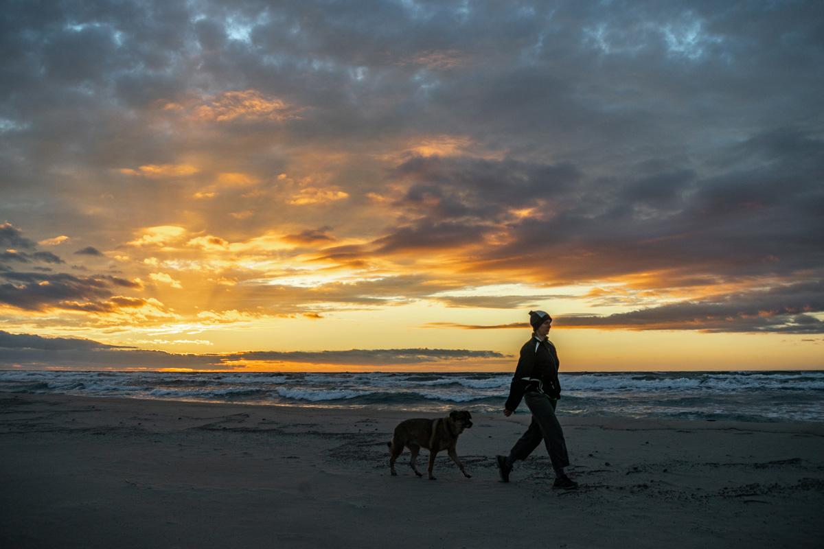Пляж, Поселок Рыбачий © Александр Пожидаев для PREGEL.INFO