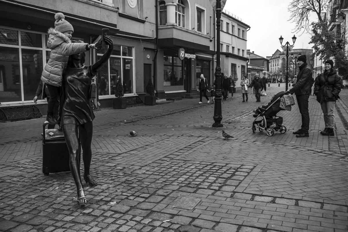 Проспект Курортный, Зеленоградск © Александр Пожидаев для PREGEL.INFO