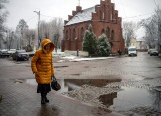 Улица Адмирала Кузнецова, Балтийск, © Александр Пожидаев для PREGEL.INFO