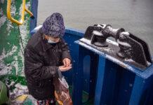 Паром, Балтийск, © Александр Пожидаев для PREGEL.INFO