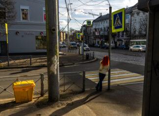 Улица Леонова, Калининград © Александр Пожидаев для PREGEL.INFO