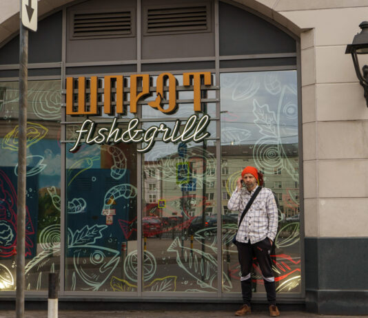 Проспект Гвардейский, Калининград © Александр Пожидаев для PREGEL.INFO